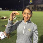How does @trsahaydak celebrate her third title at #UCF? Peanut butter jelly time! #PerfectFood #BestIsOurStandard http://t.co/JhI5L0VNe3