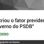 #PretoNoBranco checa fala de @Dilmabr sobre fator previdenciário. http://t.co/81gLFbKEsz http://t.co/a1bZsgrbJN
