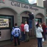 WATCH: Community comes together after Cold Lake mosque vandalized @LGregoryGlobal reports http://t.co/1yZBccgFbV http://t.co/pMYdUKasLt