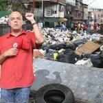 Preparados para el ÉBOLA? Este es el Sistema d Recolección d Basura q Jorge Rodríguez aplica en Municipio Libertador http://t.co/7CLFXAtj0g