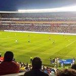 RT @Chucho_RH: Mis dos equipos, el de afición América y el de corazón Gallos, ante imponente Estadio Corregidora, lleno total! http://t.co/2rxbtfyb57
