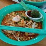 Morning breakfast - Sarawak Laksa! (@ M10 Food Court in Kuching, Sarawak) https://t.co/sP36if364R http://t.co/XdYohJJt2L
