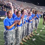 Chapin ROTC excited! Huskies lead Austin, 14-0 in first qtr #txhsfb @ChapinFootball #NC9OT @NC9 http://t.co/8q8xfxxkiT