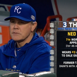 RT @MLBFanCave: Get to know Ned Yost. #WorldSeries http://t.co/yHWEsGoxf9
