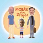 """RT @ElMegafonoTV: """"Nicolás..tiene 2 Papás"""" El ingenio chileno no tiene límites???? http://t.co/GOMvfiXmHc"""
