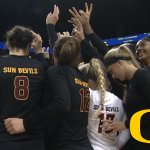RT @Pac12Networks: Throw up your pitchforks, @SunDevilVB fans. ASU survives a five-set thriller in Eugene: http://t.co/ea3Fk0Zpgo http://t.co/AIf4n8kaOV