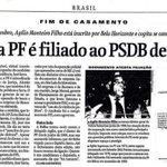 "RT @fernandocabral: Olha como era ""independente"" a Polícia Federal nos tempos do #PSDB de Aécio. #DebateDaGlobo #DebateNaGlobo http://t.co/5rArAJgtla"