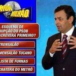 RT @ConversaAfiada: Dilma: por que no mensalão tucano está todo mundo solto? http://t.co/Y7ji3Hz30p http://t.co/DDZ1BW3A3h