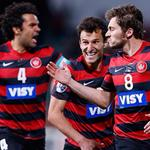 RT @ALeague: Good luck to Australias @wswanderersfc in their #ACLFinal 1st Leg tonight. LIVE on @FOXSportsAUS at 7.30pm AEDT. http://t.co/TTGSM4EM0g