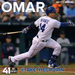 RT @41ActionNews: Busy inning for #Infante @Royals still lead 1-0 heading to the 6th. #TakeTheCrown http://t.co/NvlSBU8lUl http://t.co/0CC9cuHJaB