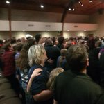 RT @DanielleNLeigh: At The Grove Church, sanctuary balconies and overflow room filled with people. One message here: love #marysville http://t.co/005CLxo9rm