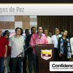 #DiálogosDePaz Entrega de armas, sobre la mesa en La Habana. Observe → http://t.co/y4LMrfj5dw http://t.co/n7mTNQ0027