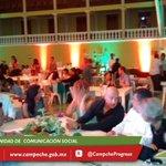 Gobernador @ferortegab acompañado del Pdte. Y Dir. Gral del Grupo Expansión, Manuel Rivera. #GourmetAwards #Campeche http://t.co/EK3pUQC3tk