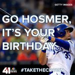 RT @41ActionNews: Woohoo! Big hit from the bday boy, @TheRealHos35 @Royals lead 3-0 #TakeTheCrown http://t.co/NvlSBU8lUl http://t.co/WqVeqS41fX