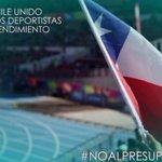 "RT @soyluisricardo: La dura crítica de @FelipeAgui a Bachelet: ""Nos mintió en la cara a muchos deportistas"" http://t.co/SzW02X6zTg http://t.co/WF4eoADzim"