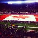 Thanks @ConleyLax for sharing this photo from the RedBlacks game #ottawastrong. @TanjaLee_36307 http://t.co/VSLYirMqI9