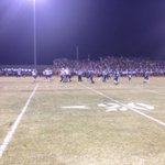 The Eastlake vs Del Valle game is currently at half-time. Eastlake is leading 10-0. More tonight at 10. #LiveOnCBS4 http://t.co/NynSZCnfNu