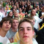 Pretty sure SR student section is bigger!! Hell of a season Volleyball girls!! #awaygame http://t.co/ZbC9yjWjlK
