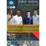 Seminar nasional dan ajang limba bisnis antar sma se jawa @mahasiswamlg @josc2014 @bemfeUM @ElfaraFM @EVENT_MALANG http://t.co/HNvgJqK4Wj