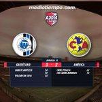 RT @mediotiempo: Fin del partido. De último minuto el Gallo obtiene victoria. @Club_Queretaro 3-2 @CF_America http://t.co/wRYwyaxuI3 http://t.co/qPvrNyhT0J