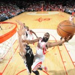Rockets win! @JHarden13 finishes the night with 25pts while @SiP03 finishes with 18pts for a 96-87 win. http://t.co/ms7Na1o2mi
