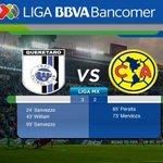 RT @Azteca_Deportes: Gracias a Sanvezzo, @Club_Queretaro escala a zona de Liguilla con su victoria de último segundo sobre @CF_America http://t.co/zOYzn3groI