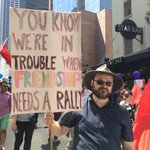 RT @bradchilcott: You know were in trouble when friendship needs a rally... Gold! #walktogether http://t.co/7lJcMd8GtK