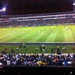 Estadio lleno y medio tiempo vuelto en risas ⚽️ (@ Estadio La Corregidora in Querétaro, QRO) https://t.co/gk8xfKTBsw http://t.co/w5ijYBSaxF