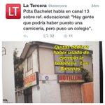 """RT @joseantoniokast: Pdta. Bachelet y sus ejemplos... debiera haber hablado d botillerías + q d carnicerías. Le dice algo """"Las Bananas"""" ? http://t.co/LrAzwnQJel"""
