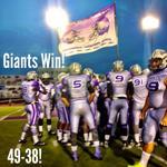 Giants beat Pike! 49-38! On to Avon Next week! http://t.co/67OTeavSQL