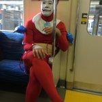 "RT @yoppymodel: はい! @nekonoboris: ヨッピーがジバニャンになって渋谷にいるんですって!"" http://t.co/MsQJ3ZLBtI"