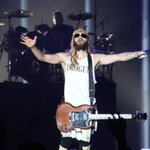 "RT @_garziagroup: @JaredLeto - ""I love this country, I´m going to talk about Paraguay for other bands to come, they should come!"" http://t.co/agyUf3tuvc"