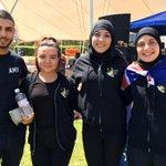 Australian Muslim Youth team. #WalkTogether #Sydney http://t.co/c47U5hIQ2W