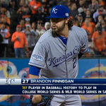 RT @MLBFanCave: .@bfinny29 makes history. Unbelievable. #WorldSeries http://t.co/HAjGJXFfZk