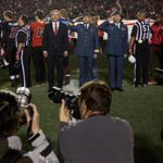 RT @pmharper: Honoured to pay tribute to Corporal Cirillo & Warrant Officer Vincent at the @REDBLACKS @CanadianForces tribute. http://t.co/la1J3GPBtF