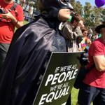 Real superheroes #WalkTogether #Sydney http://t.co/mRx7iNKcN6