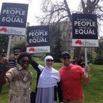 RT @dgzw: #WalkTogether @welcome2aussie #Melbourne http://t.co/h2xN08C1Xp