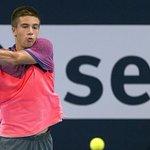[Lo + leído] Croata de 17 años eliminó a Rafael Nadal en cuartos de final de Basilea http://t.co/moL7KJrN1V http://t.co/RygHYuspO7