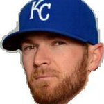 Wade Davis does Wade Davis things, strikes out 2 in 1-2-3 8th. http://t.co/vubpbiPwrV