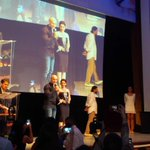 @abrahamganzo @Addasolis reciben Premio #GourmetAwards mejor restaurante local #Marganzo http://t.co/ploVIweraN