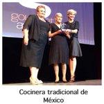 """Ana Josefa Vázquez y Concepción Uribe ganadoras de """"Cocinera tradicional de México"""" ¡Felicidades! #GourmetAwards http://t.co/JPKoXdWN4I"""