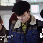 [Preview] ZELO - 141025 Gimpo Airport going to Beijing © Cotton Candy http://t.co/w8epjTeGUB