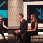 Such a pleasure to co-host 2nite on @ENews with @IAmCattSadler @JasonKennedy1 & @GiulianaRancic! Watch at 11pm 2nite!