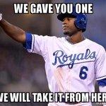 ???????????? ⚾️???? #Royals #TAKETHECROWN #WorldSeries #BeRoyalKC @Royals http://t.co/NiTSbhhwGw