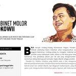 "Baca #KolomMajalahDetik ""Kabinet Molor Jokowi"" oleh Gun Gun Heryanto http://t.co/BJb5gdsWb4 http://t.co/9017ZfXvnQ"