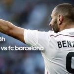 RT @Benzema: El Clásico !!! #HalaMadrid #allinRealMadrid Jour de match ! Match day ! Día de partido ! http://t.co/j2gbEmjoue