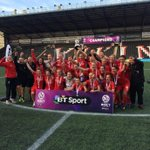 .@LFCladies will be at the Family Park before @LFCs game with @HullCity at Anfield today with the @FAWSL trophy! http://t.co/2g5hXpDUGO