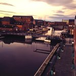 RT @RichardGrahamMP: @TidalLagoons view of #Gloucester Docks, Britains most inland port http://t.co/OnEFQigrkX