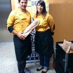 Estamos listos para un día de #feria en @ForumEvolucion Vendemos #pan y bollos preñados! Visitanos! @FeriaMayoresBUR http://t.co/qoAHDtmOwn