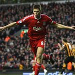 RT @LFC2day: Steven Gerrard has three goals in two starts against #Hull at Anfield. #LFC #LIVHUL #BPL http://t.co/bJb41HFMyR